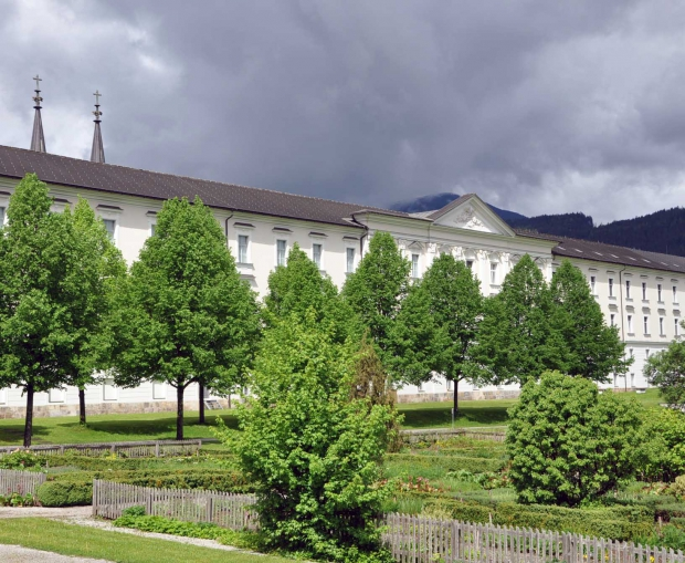 Stift Admont and the Monastery Herb Garden