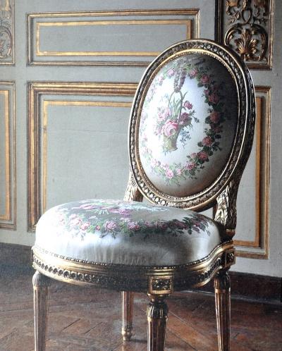 An original at the Versailles Palace